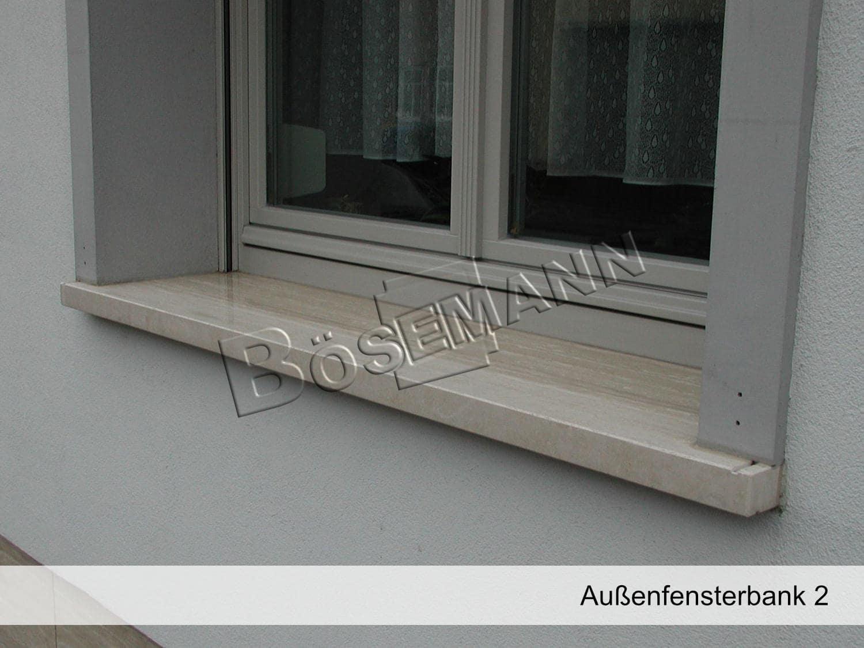 Aussenfensterbank