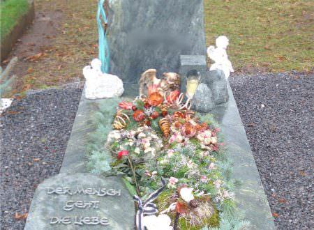 Einzelgrabsteine
