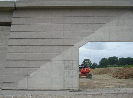 Betonflächenbearbeitung